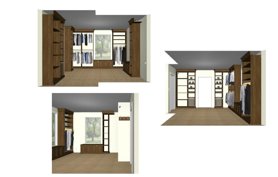 Check Out My Dream Closet Design In 3D!!!